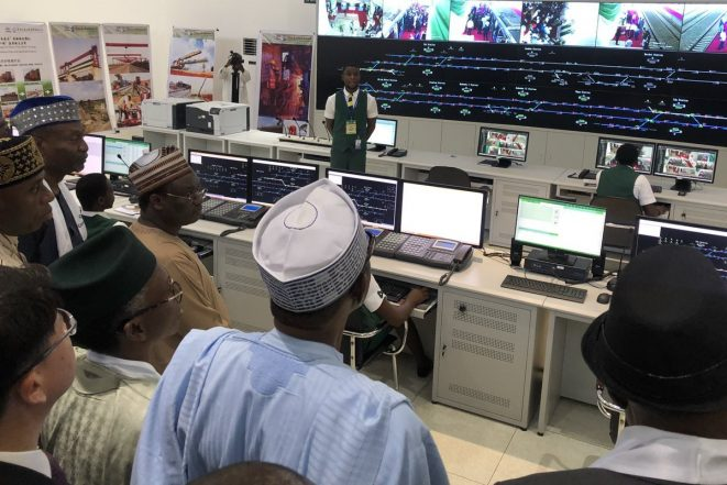 Buhari's Speech At The Commissioning Of The Abuja Light Rail System