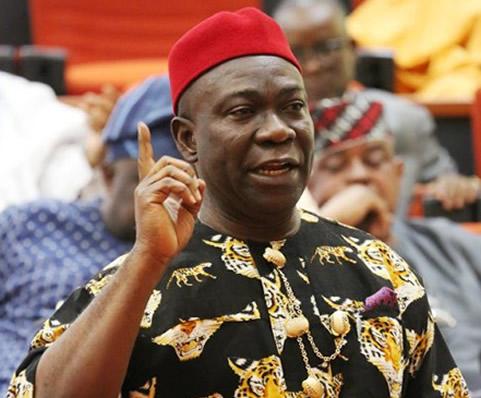 PDP Chieftain, Ugo Agbala, Udi Endorses Ekweremadu