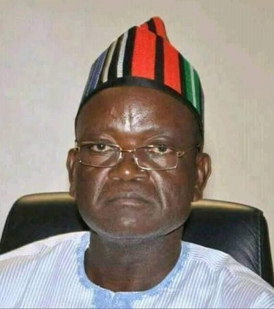 Why Ortom Does Not Deserve To Be Re-elected As Benue State Governor – By Terfa Naswem