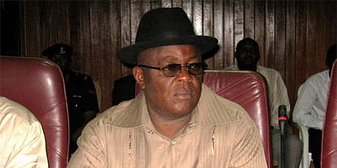 DSS Arrests Umahi's Commissioner