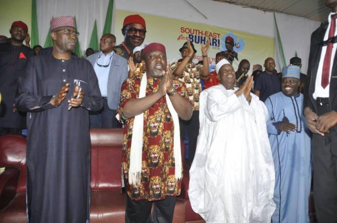 Igbos Have The Right To Lay Claim To The Rulership Of The Country – Buhari