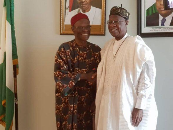 Beware Of Fake News, Lai Mohammed Tells Nigerians In Diaspora