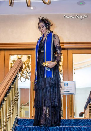 Images: Sade Okoye Bags Inspiring Executive Woman Of The Year Award In London