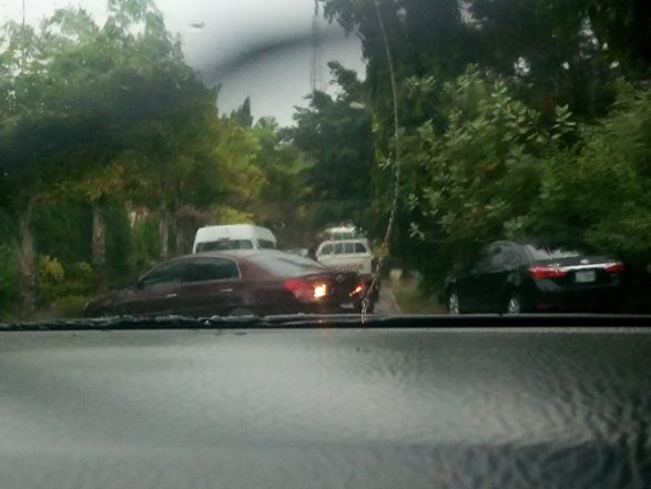 EFCC, Police, Lay Siege To Ekweremadu's Residence…No Going In Or Coming Out