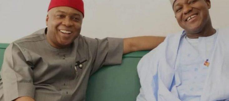 APC Crisis: Quit Or Be Expelled, Founding Members Tell Saraki, Dogara