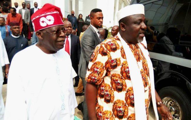 APC Presidential Aspirant: Tinubu, El-Rufai, Okorocha Wish Buhari Can Step Aside So They Can Take A Shot At Presidency