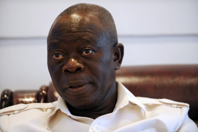 APC, Oshiomhole and the Leadership Question – By Abimbola Jones