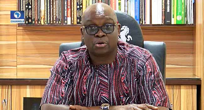 PDP Raises Alarm over Plots to Impeach Fayose