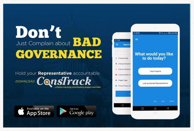 OrderPaper Launches Constrack Mobile App On Constituency Projects