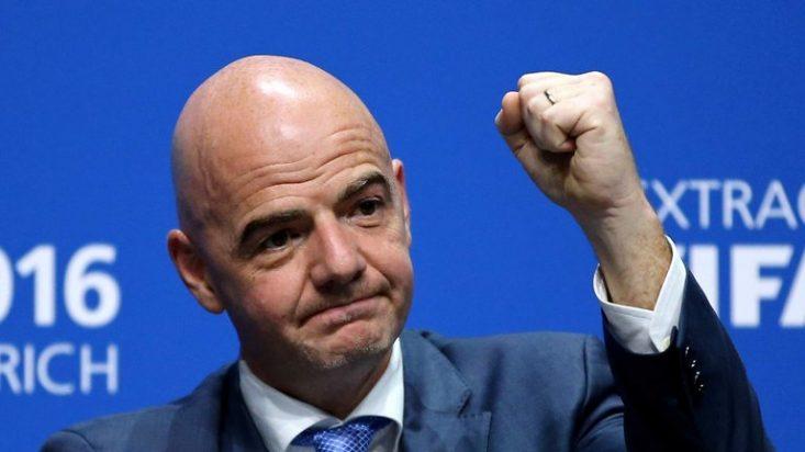 Nigeria risk a ban, says Fifa president Gianni Infantino