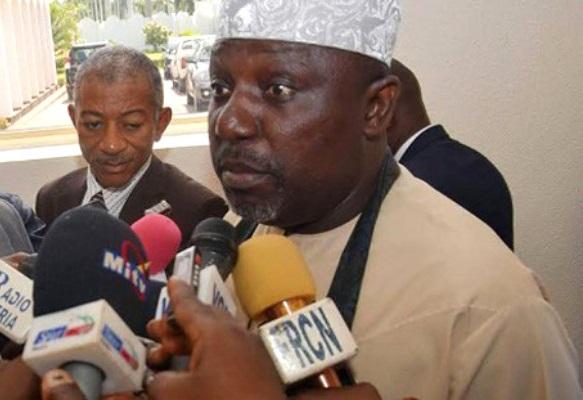 Emergence Of Adams Oshiomhole Saved APC From Impending Catastrophe – Okorocha