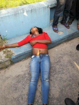 Jealous Teenager Stabs Lover To Death, Dumps Body By Roadside In Benin