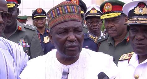 Old Age Is Disturbing You, Miyetti Allah Tells Ex-Head Of State Yakubu Gowon