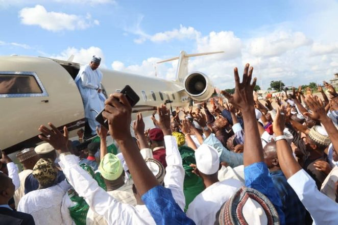 Supreme Court Acquittal: Saraki Receives Heroic Welcome In Ilorin