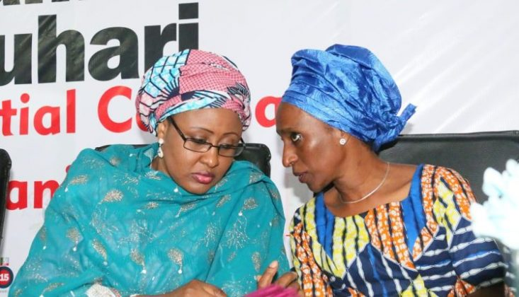 Buhari Appointed 10 Aides For Office Of Wife Of President, VP's—Despite Promise To Discard