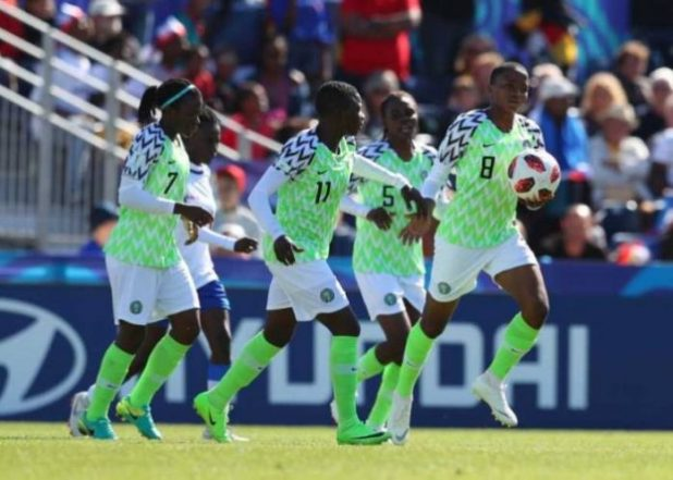 Falconets Aim To Beat Spain Again To Reach U20 World Cup Semis