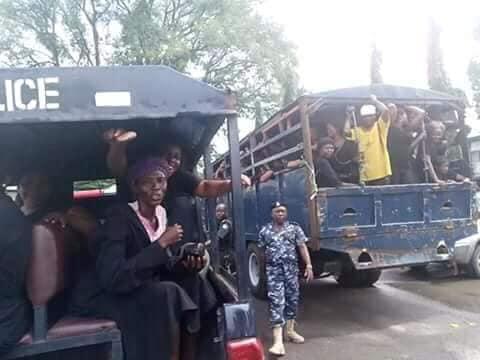 Arrest Of Biafran Women Is Unacceptable – Biafra National Guard