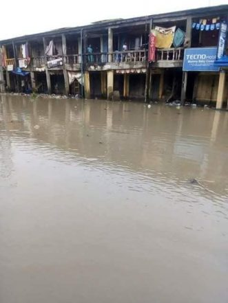 Images From Ariara Market Aba in Abia State