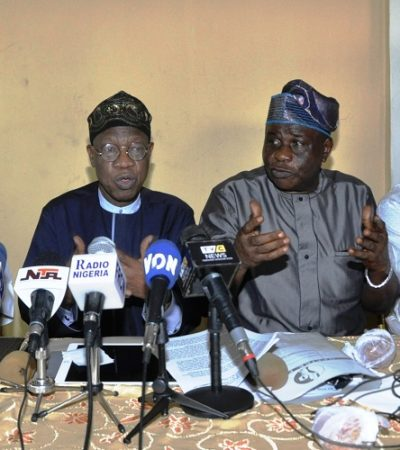 Appeal Court: Your Gloating Will Be Short-lived, PDP Tells Lai Mohammed