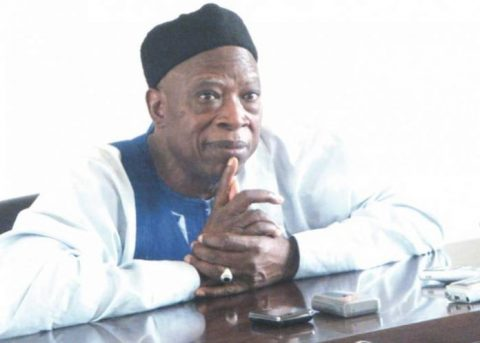 Senator Adamu: Bukola Saraki A Drowning Man
