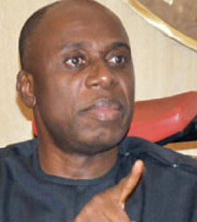 Demand Amaechi Resignation As Minister, PDP Tells Buhari