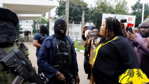 APC Makes U-Turn, Justifies DSS Siege To N'Assembly