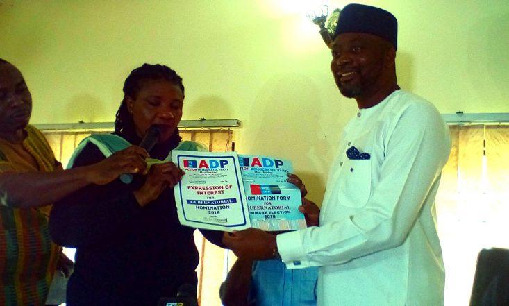 Okorocha Deceiving Nigerians, Imolites, Destroy Mbakwe's legacies – ADP