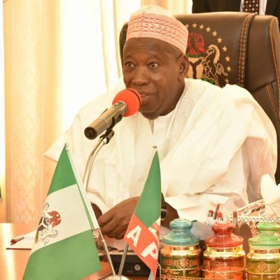 Second Term: Ganduje Promises Free Education At All Levels For Physically Challenged