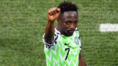 Ahmed Musa leaves Leicester's pre-season camp for Saudi Arabia to sign mouth watering deal