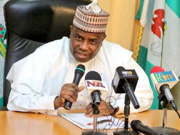 Buhari Not Healthy, Cabal Running His Govt – Tambuwal