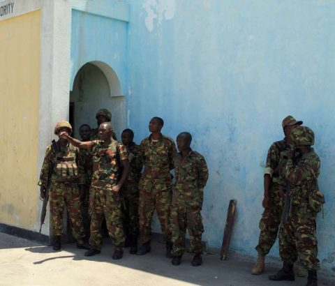 Bomb Attack Leaves Six KDF Soldiers Injured