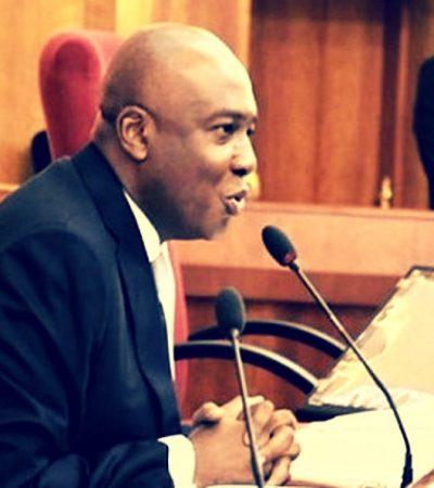 Timi Frank to Buhari, EFCC: Leave Saraki Alone
