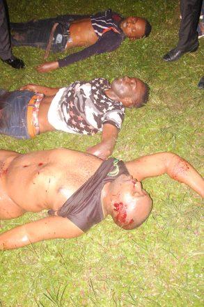 Akwa Ibom: Police Kill 4 Armed Robbers, Arrest 1