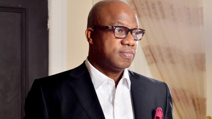 Dapo Abiodun Hopes To Replace Amosun As Governor Of Ogun State