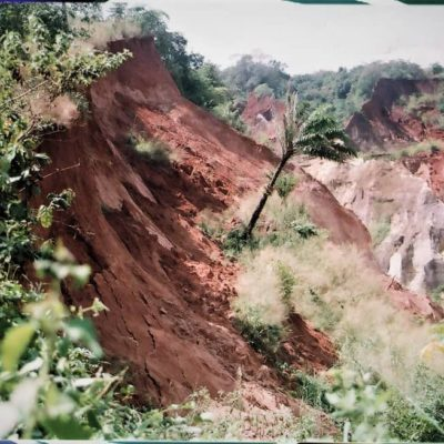 'Declare state of emergency on erosion'
