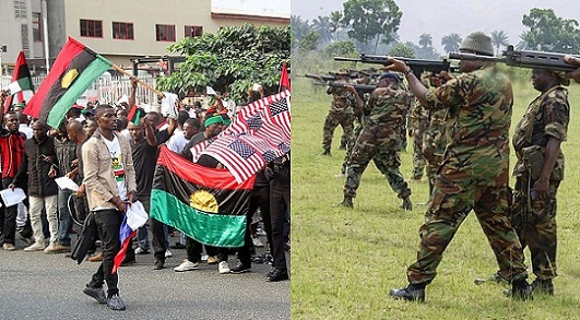 Focus Military Exercises In Northern Nigeria To Tackle Insecurity ― APGA Tells FG