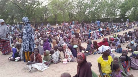 Benue Politics: FG Withdraws Security From IDP Camps
