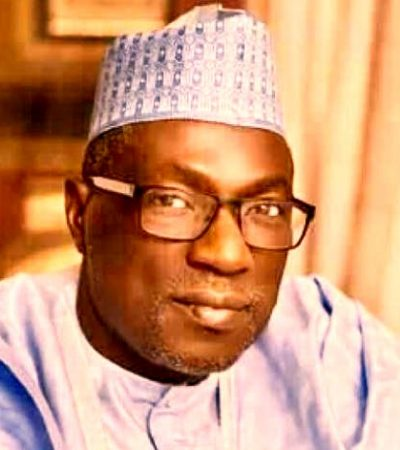 PDP Condoles With Makarfi Over Father's Death