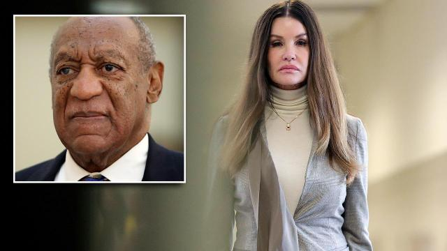 Bill Cosby Sentencing: Janice Dickinson Rips Disgraced Comedian: 'Throw the Book at Him'