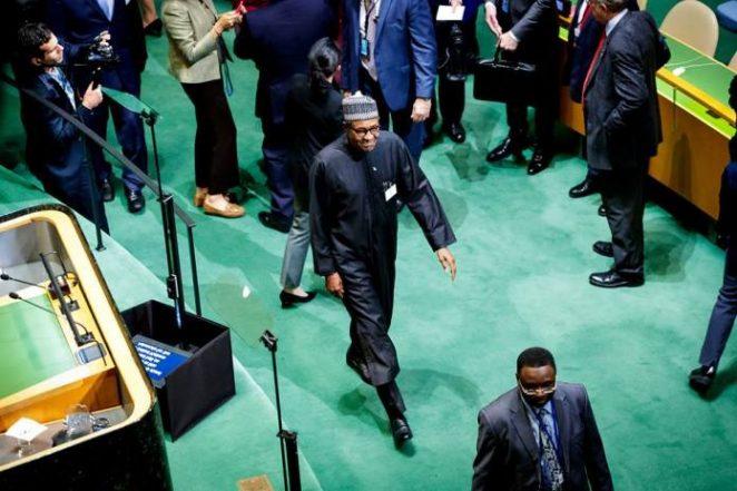 Buhari Tells UN Why Boko Haram Attacks Are On The Increase