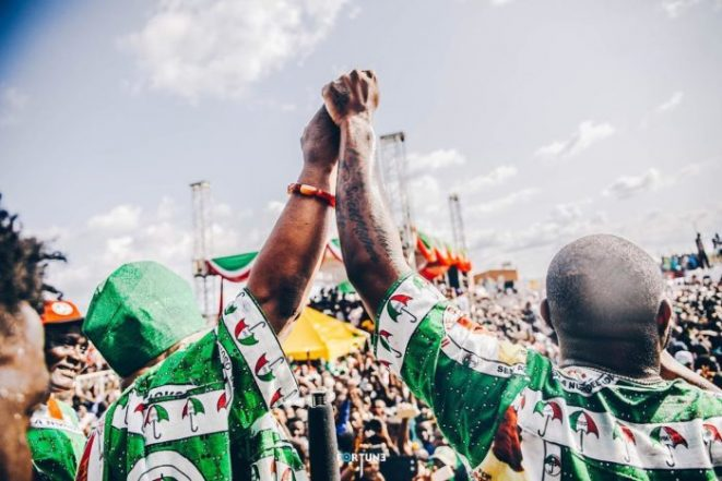 Davido Exposes INEC Again