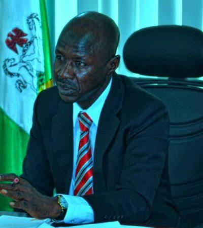 Buhari Nominates Magu's Chief Of Staff As EFCC Secretary