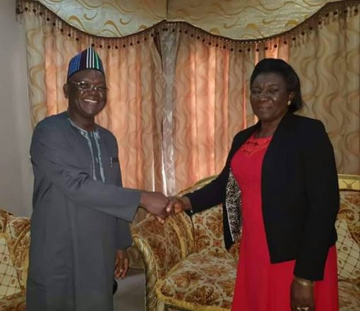Ortom Appoints First Female Head Of Service