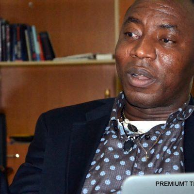 Police in Benin detain #RevolutionNowCoordinator