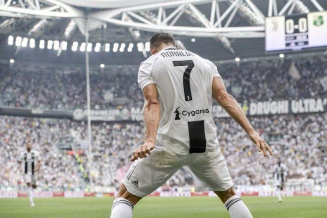 Ronaldo scores first two goals for Juventus