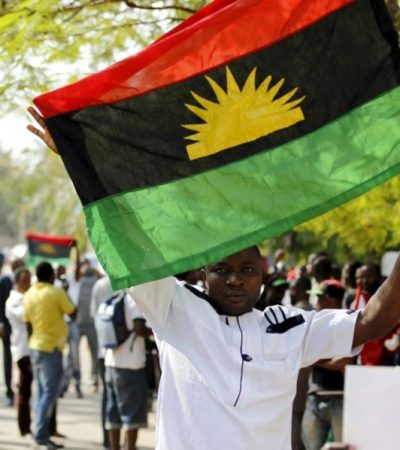 Five Suspected IPOB Members Nabbed For Burning Anambra Police Station