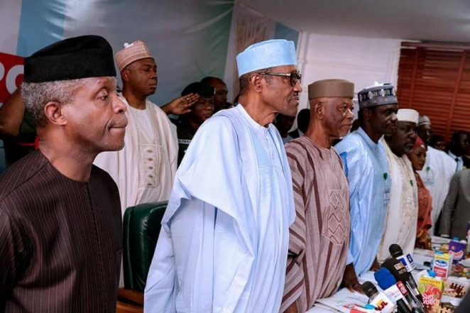 With Buhari As Sole Presidential Candidate, APC Is Now Doomed