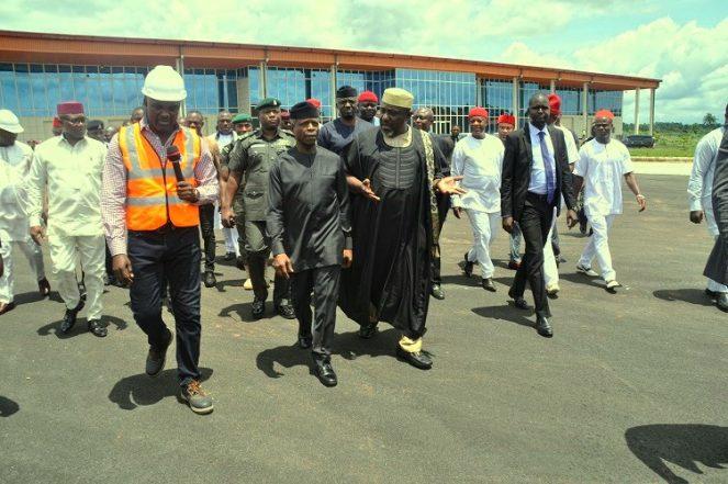 Buhari Does Not Discriminate – Osinbajo