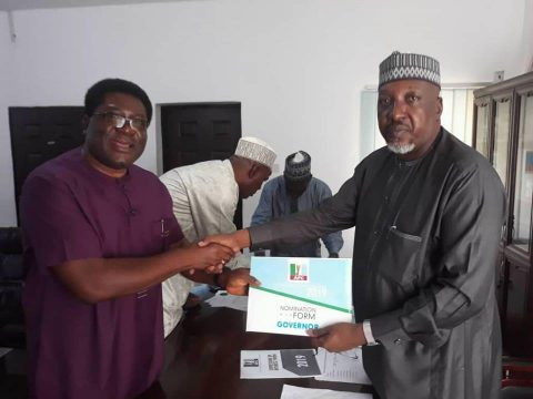 Imo Deputy Governor Submits Guber Nomination Form