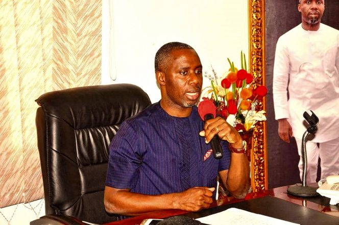Uche Nwosu: From Bag Carrier To Governor?